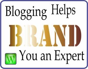 Brand You an Expert