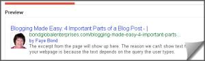 Google+ Claimed Authorship