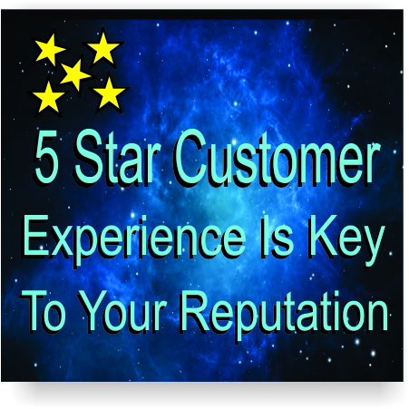 5 Star Customer Experience