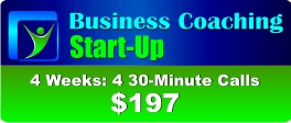 Coaching Package - Start-up